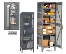 VISIBLE STORAGE CABINET